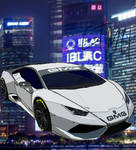 Lamborghini Huracan Illustration