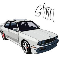 BMW M3 E30 EVO