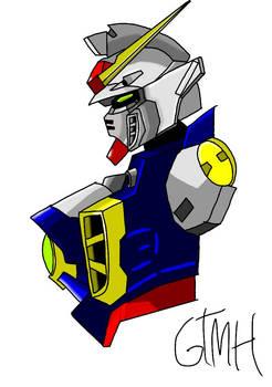 Mobile Suit Gundam Wing Wing Gundam