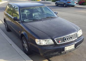 Audi S6 Avant Estate Euro Spec