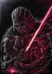 Samurai Lord Vader