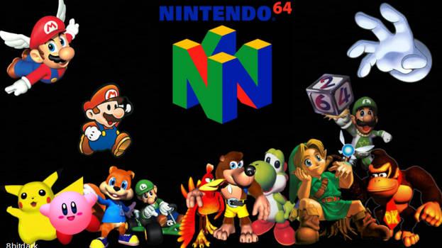 The n64 crew