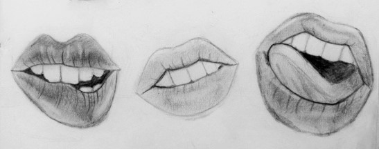 Lips by SinoraViolet