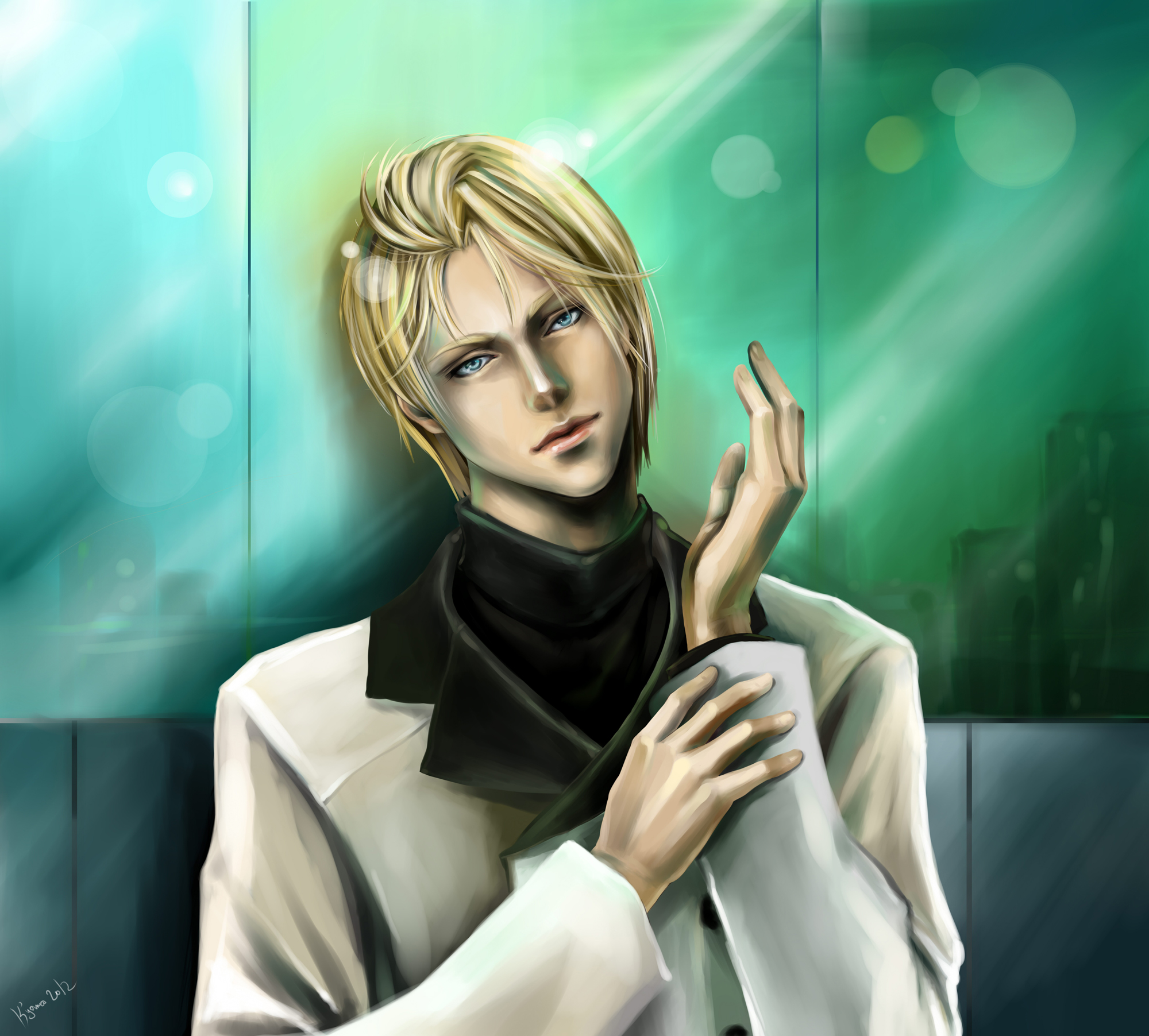 Rufus Shinra by Rukinda