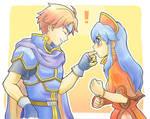Roy and Lilina