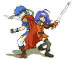 Ike and Wayu
