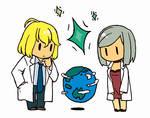 Future of the Earth.