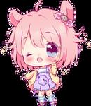 G: Komomo for Hyanna-Natsu