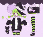 Toxic Witch: OTA - CLOSED