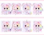 OTA Rainbow Baby: CLOSED [added cat traits]