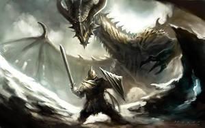 Dragonslayer by Andimayer