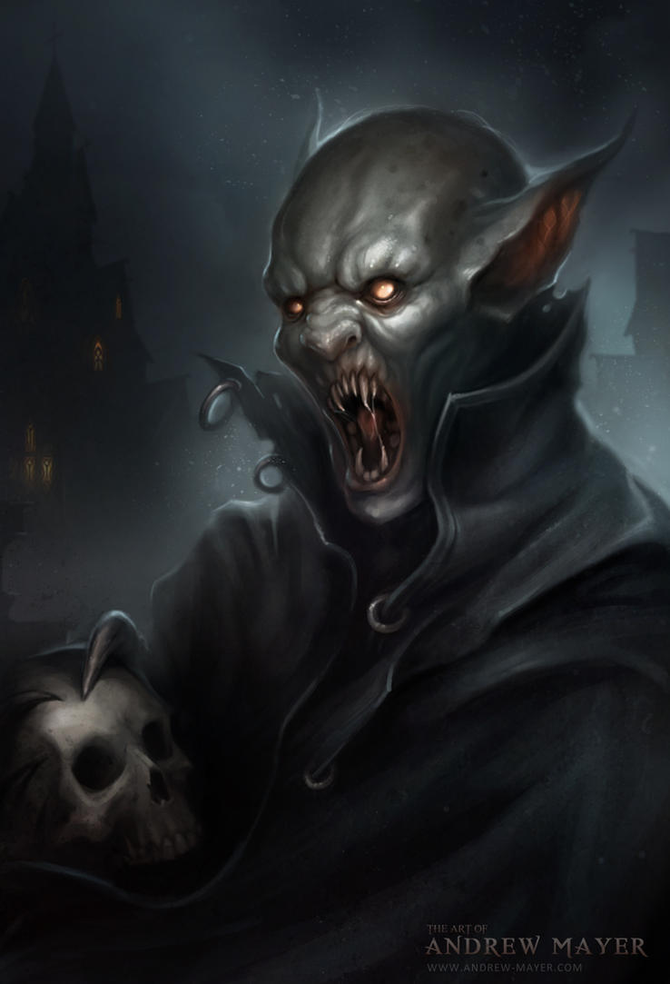 Vampire by Andimayer