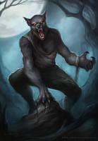Werewolf by Andimayer