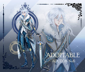 Adoptable Auction #6 [CLOSED] by Maiaiiaiiai