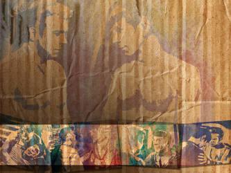 Cardboard Spirk wallpaper by Jacksam253