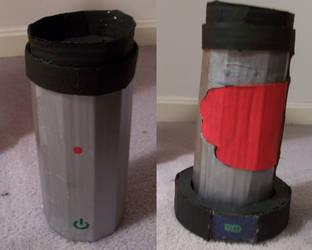 Mug prototype by ResettisReplicas