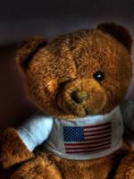 Evil Teddy by kazikox