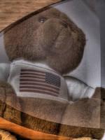Evil Teddy 2 by kazikox