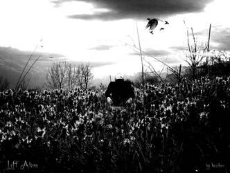 Left alone by kazikox
