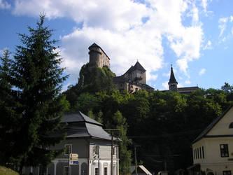Palace in Slovakia Nr.1 by kazikox