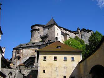 Palace In Slovakia Nr.2 by kazikox