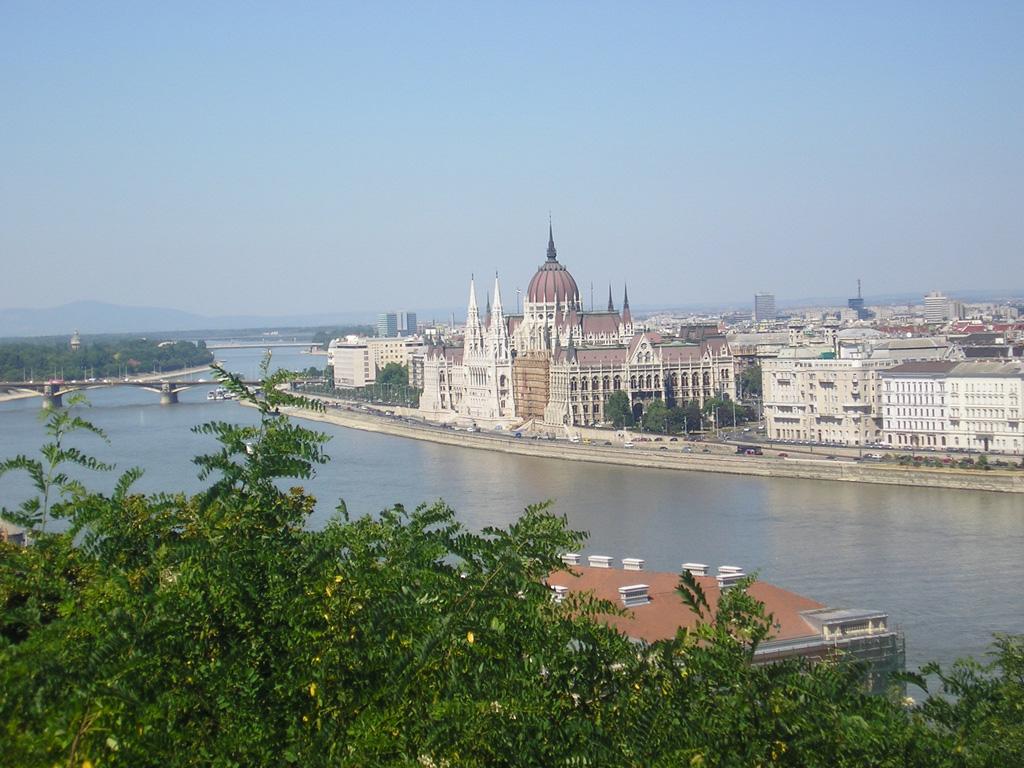 Budapest by kazikox
