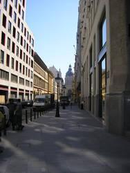 Budapest's street by kazikox