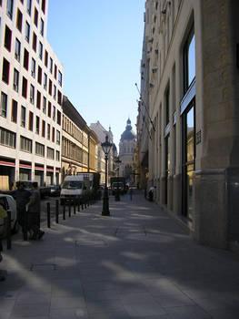 Budapest's street
