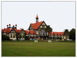 Rotorua Museum by runescapeandmaple
