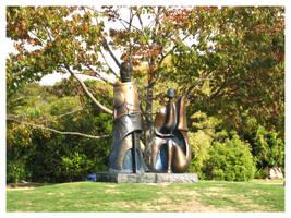 Maori Statue by runescapeandmaple