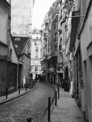 Cobbled Street