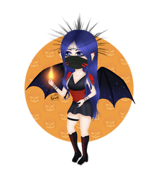 Rhaenys - Halloween