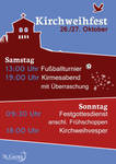 Church celebration poster 2013