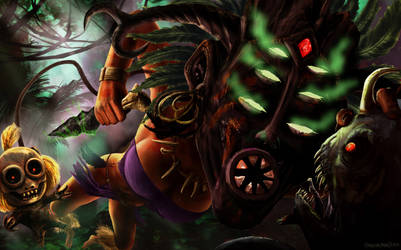 Jungling Witch Doctor