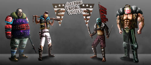 Culebras Pardas United