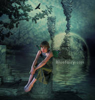 Wings of Night by Bluefairy-16