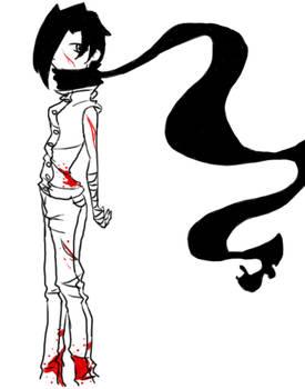 Strangled by shadows
