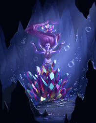 Crystal Guardian Final by CaraKhan