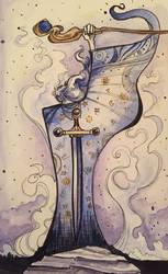 Merlin - color by CaraKhan
