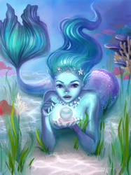 Its almost mermay