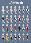 (CLOSED) CASUAL Outfit Adopts 48