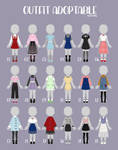 (CLOSED) OUTFIT ADOPT 100