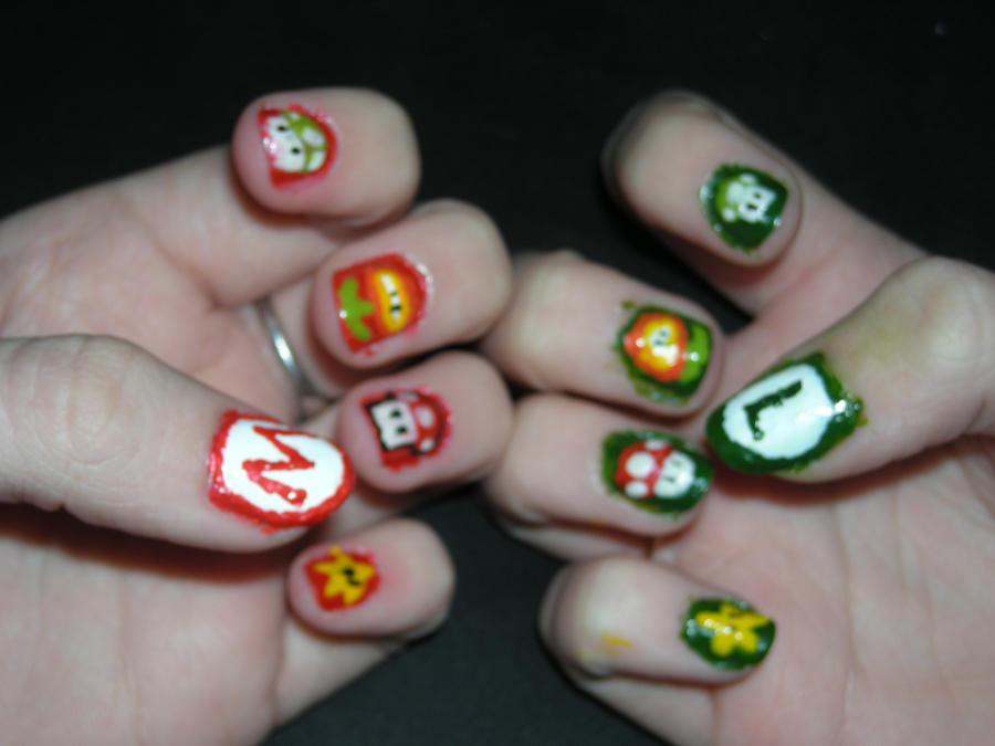 http://fc09.deviantart.net/fs70/i/2010/337/e/6/super_mario_nails_by_nosuchthingasluck-d345vgo.jpg