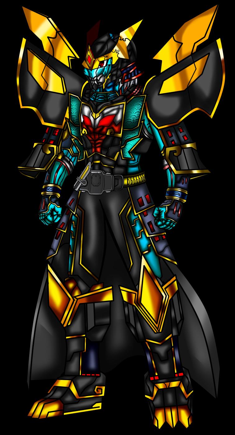 Commission bujin imperialdramon by dragonnova52 on DeviantArt