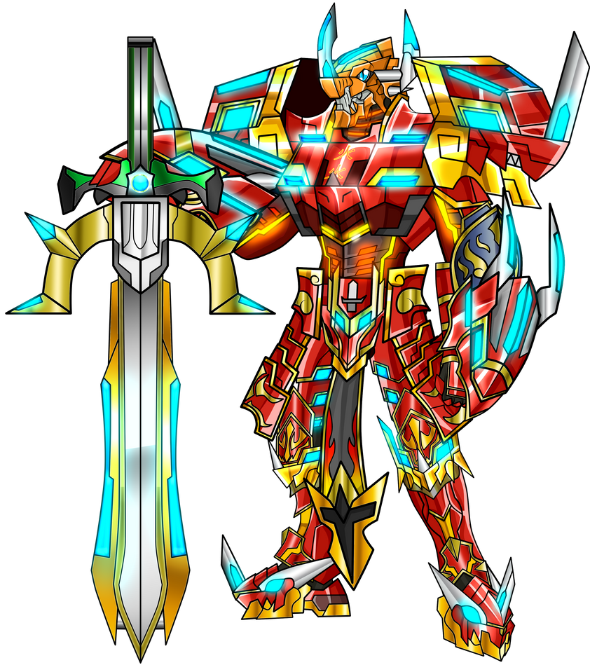 Emperorgreymon X Antibody By Dragonnova52 On Deviantart