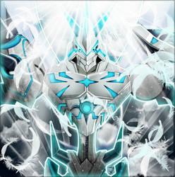 Omegamon Mercifu Mode by dragonnova52