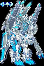metalgarurumon X mercful mode