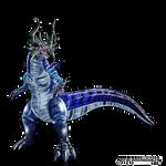 B.greymon A by dragonnova52