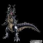 B.greymon B by dragonnova52