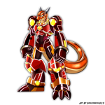 Flametalikkudramon by dragonnova52